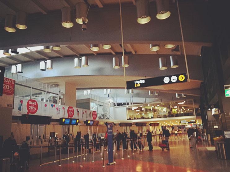 stockholm aéroport bigousteppes