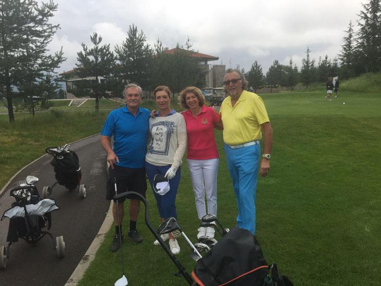 Dernier jour de golf