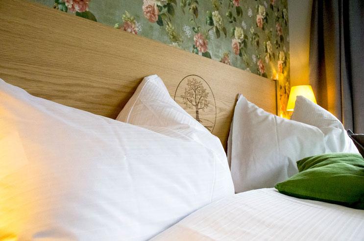 Hotelzimmer Oberlunkhofen, Zürich, Zug, Luzern