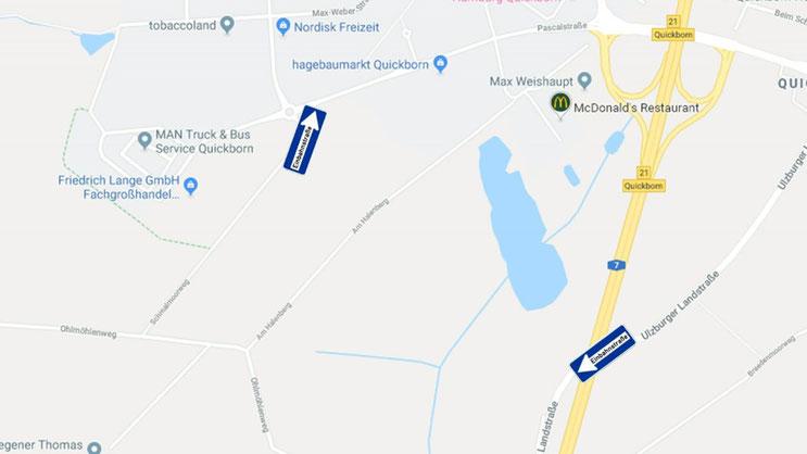 So soll nach den Vorstellungen der CDU die neue Verkehrsregelung aussehen (Grafik: CDU)
