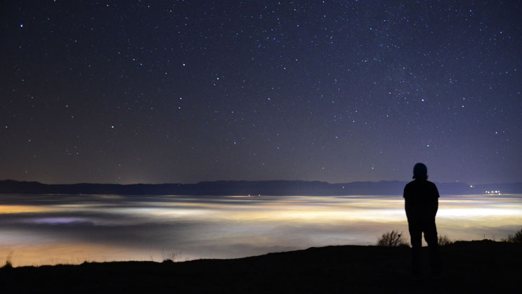 Solitude fosters creativity