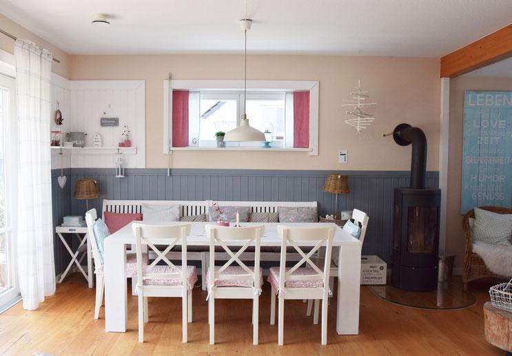 Wohnen Im Schwedischen Landhausstil