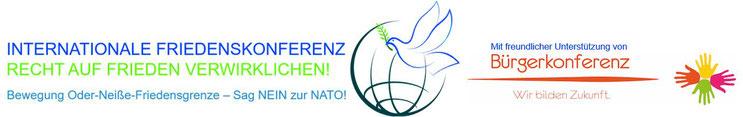 Internationale Friedenskonferenz