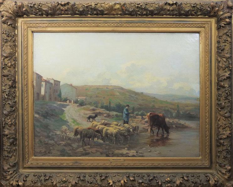 te_koop_aangeboden_een_schilderij_van_de_kunstschilder_martin_coulaud_1860-1906_franse_school