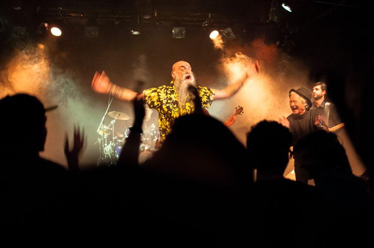 Concert du 21 mars 2015 au Crep des Lices, à Toulon. Crédit : Patrice Fougerat.