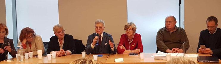 Conférence de Presse du 5 mars 2019 - Affaire Levothyrox - Lyon Jugement