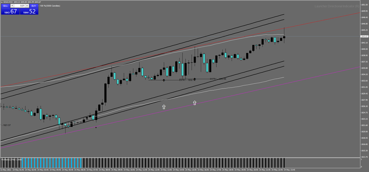 Price Action With Momentum Filter
