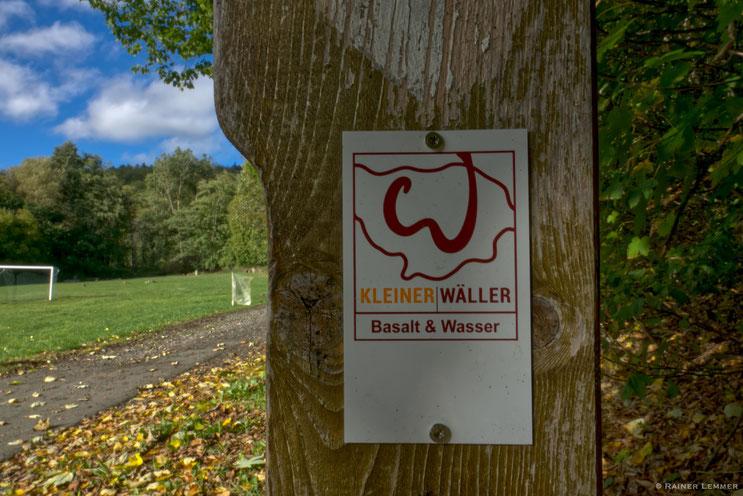 """Kleiner Wäller """"Basalt & Wasser"""""""