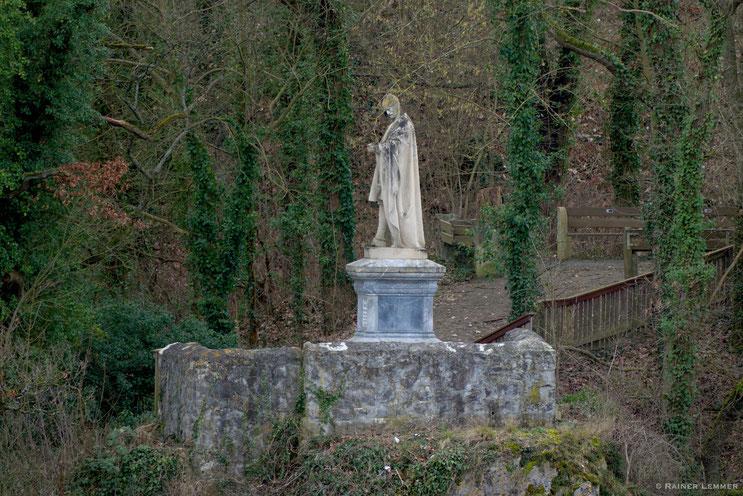 König-Konrad-Denkmal bei Villmar