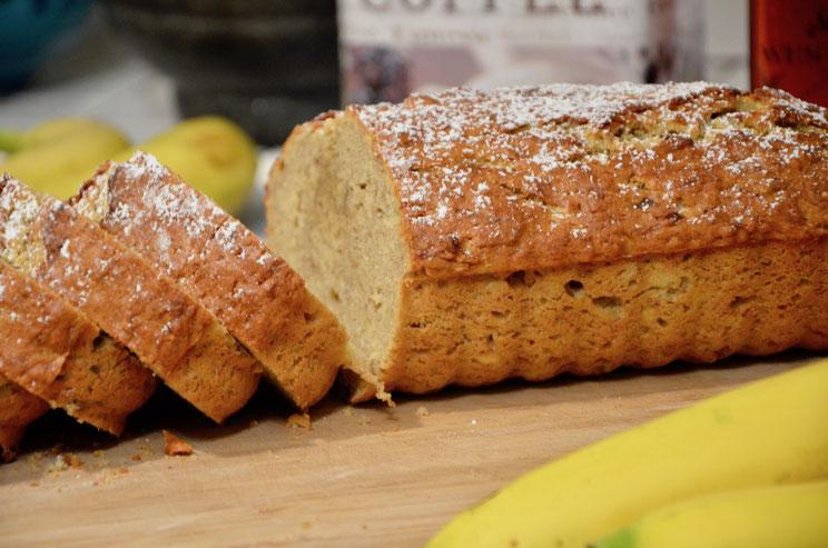 Bananenbrot-Foodblog
