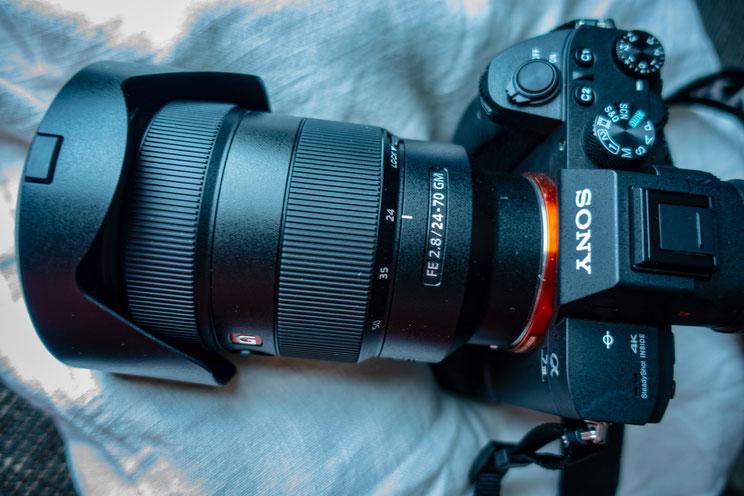 Vollformatkamera Sony Alpha 7 iii