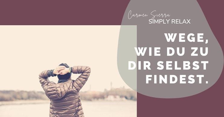 Carmen Sierra | SIMPLY RELAX