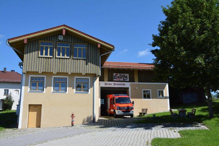 Feuerwehrgerätehaus Greising