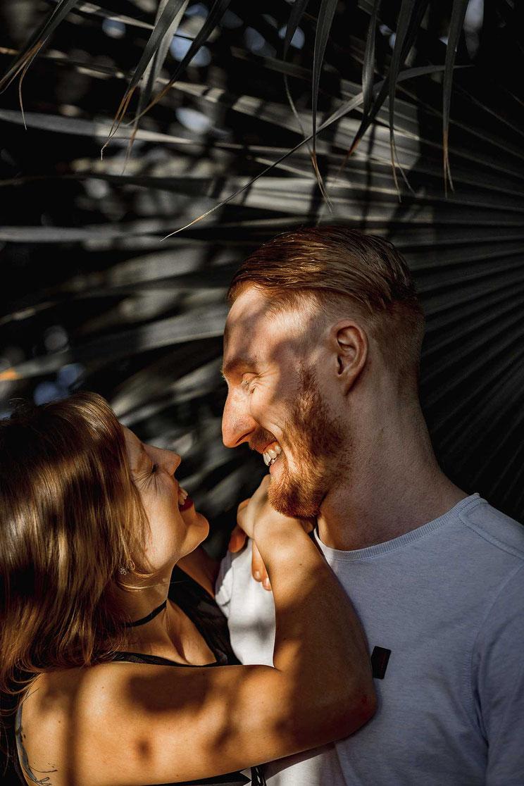 Paarshooting im Botanischen Garten Berlin
