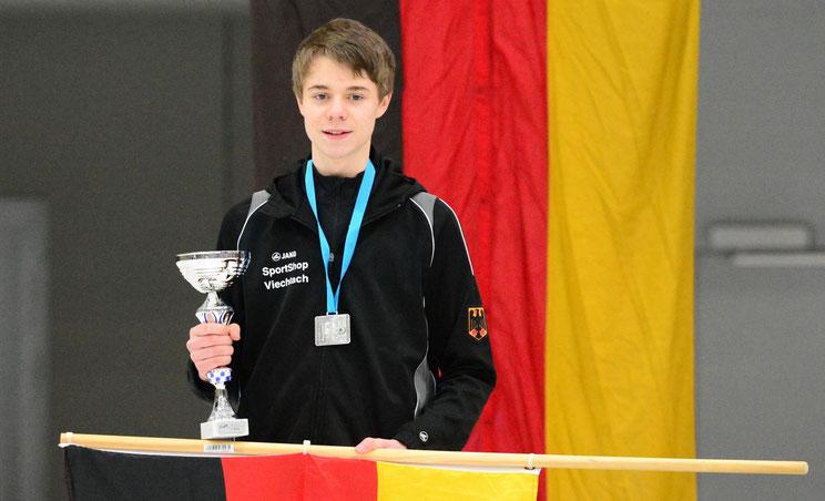 Matthias Meier (Foto: DESV)