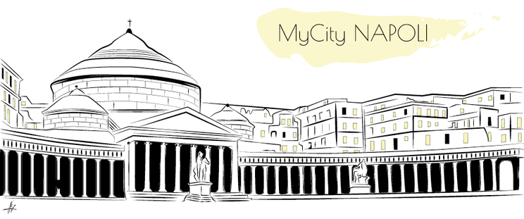 Nobahar Design Milano contemporary jewelry - Daily wearable design - MyCity Napoli illustration Sogand nobahar