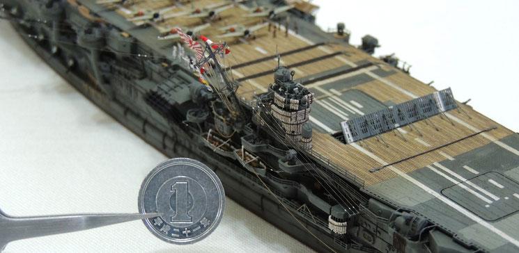 航空母艦 『加賀』◆模型製作工房 聖蹟