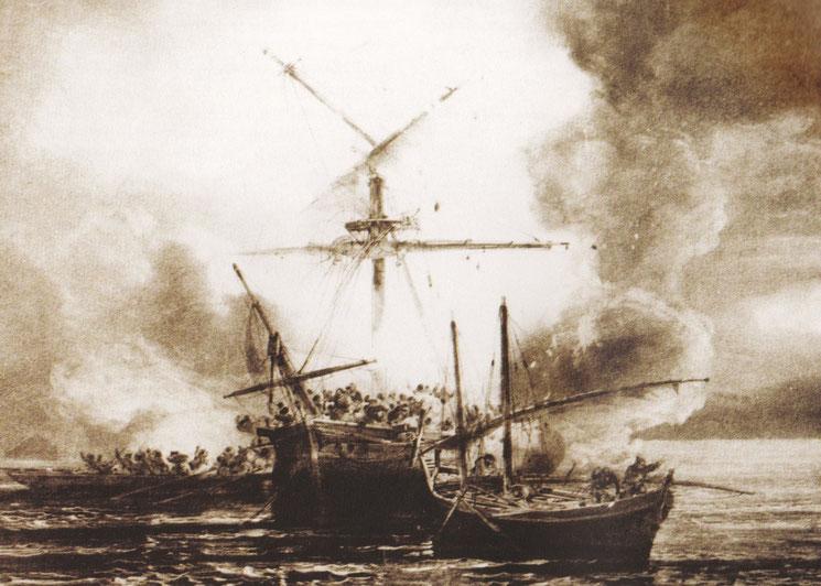 L'explosion du Panayoti