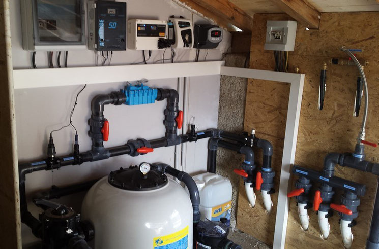 Installations constructions gilbert piscines sas for Sonde redox piscine