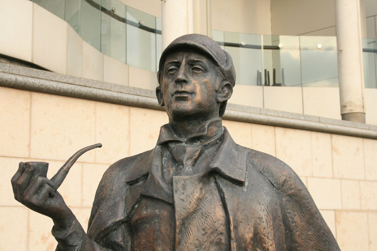 Sherlock Holmes in Moskau; Detektei Köln, Detektiv Köln, Privatdetektiv Köln
