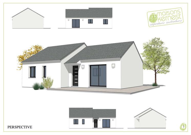 Maisons Kernest, votre constructeur maison Guipry-Messac (35480)