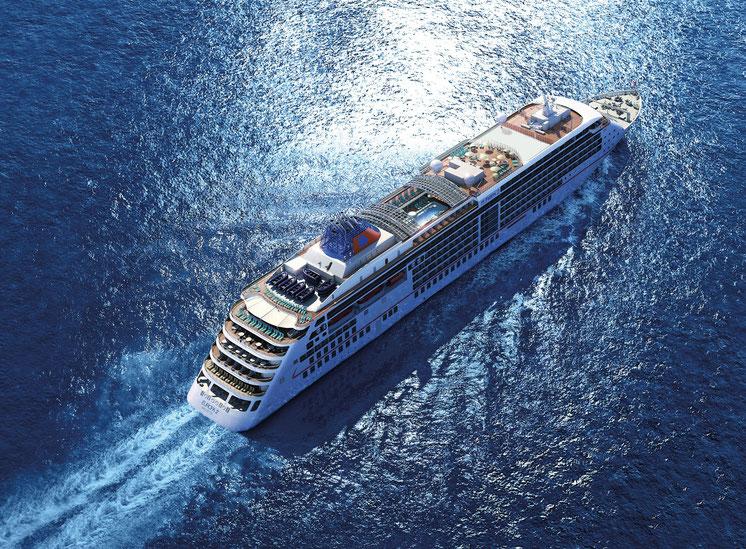 Hapag-Lloyd Cruises stellt neue Routen 2020/ 2021 vor // © Hapag-Lloyd Cruises