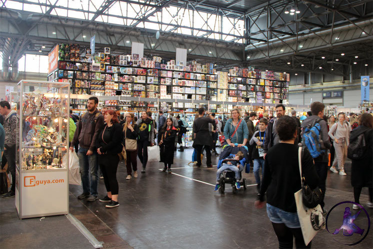 Leipziger Buchmesse 2019: Manga-Comic-Con
