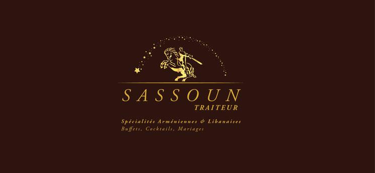 Logo Sassoun traiteur