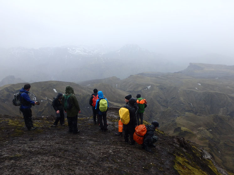 Rjúpnafell, Þórsmörk