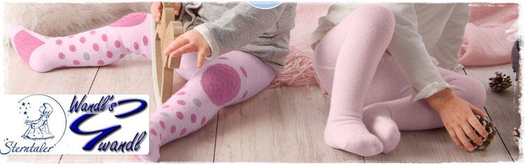 Sterntaler Strumpfhosen im Wandl´s Gwandl - die besten Strümpfe für Kinder