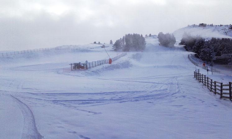ouverture station de ski de Camurac