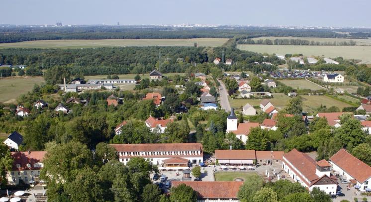 Luftbild Diedersdorf
