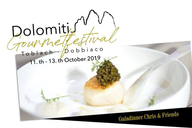 Gourmet Festival in Toblach: 09.-11.10.15 - Toblach - Gourmet Südtirol