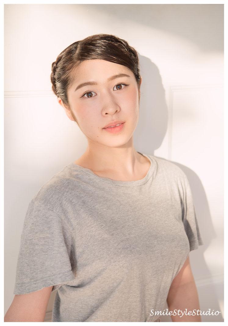 オーディション写真 2017.09.26       カメラ&ポーズアドバイザー Hibiki Miyake    自然光(晴れ) Nikon D850