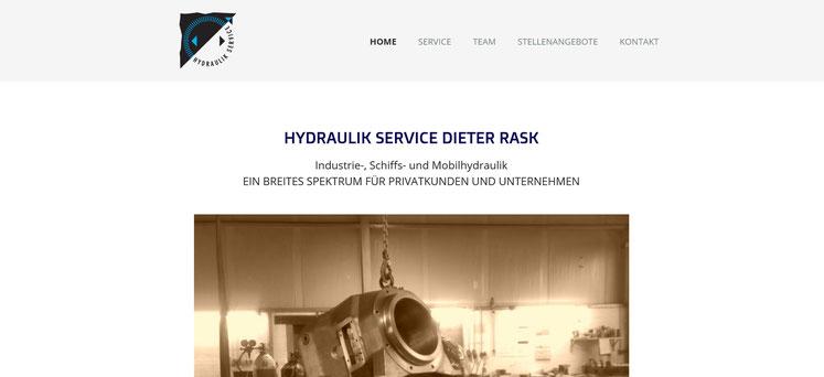 Hydraulik Service Dieter Rask