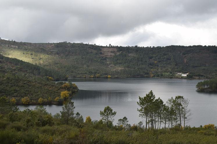 Barregem da Apartadura, Serra de São Mamede
