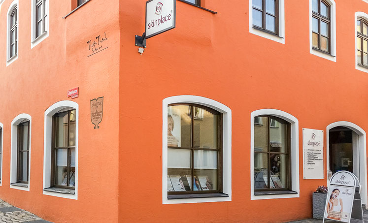 skinplace in der Ziegelgasse 7 in Freising