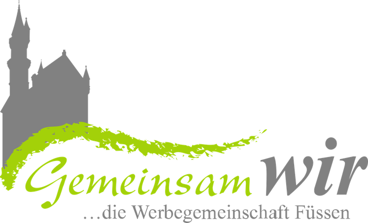 Logo: Gemeinsam WIR