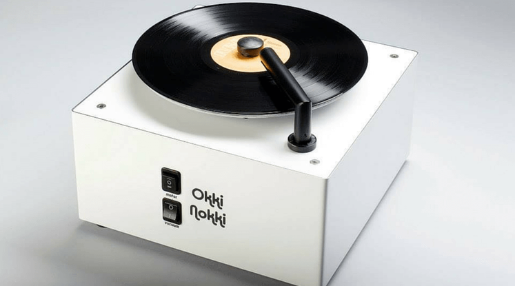 Okki Nokki RCM Record Cleaning Machine