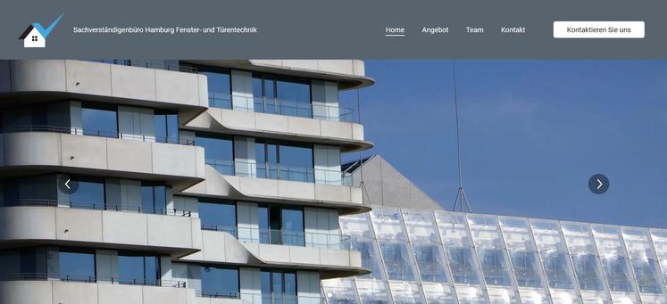 Sachverständigenbüro Hamburg Fenster und Türentechnik