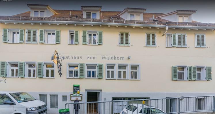 Wohn- und Geschäftshaus 2016 / Baujahr 1680