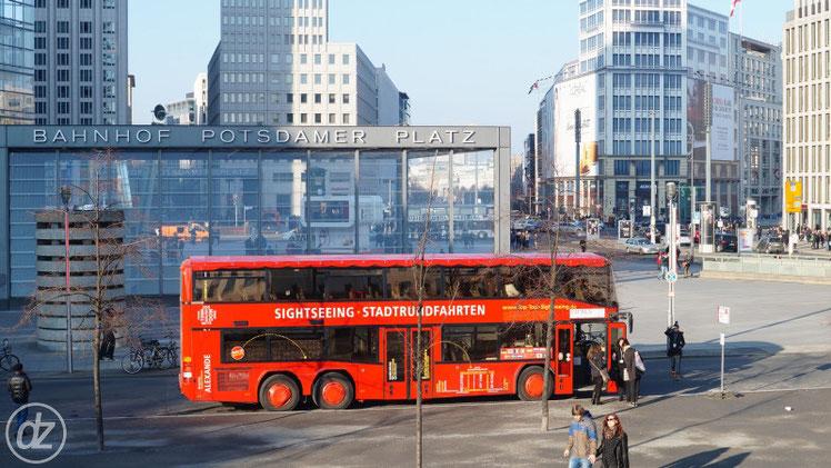Potsdamer Platz - mittendrin