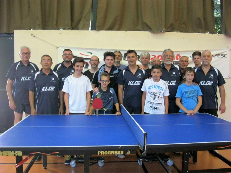30ème tournoi de St-Gély 17-06-17