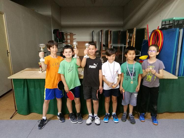 Sam AFCHAIN Gd Prix des Jeunes à Pérols 14-05-2017