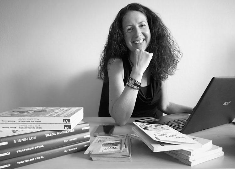 Iris Hadbawnik - seit Juli 2019 Inhaberin des Sportwelt Verlages