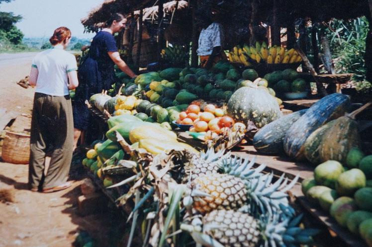Ostafrika-Reise 1996