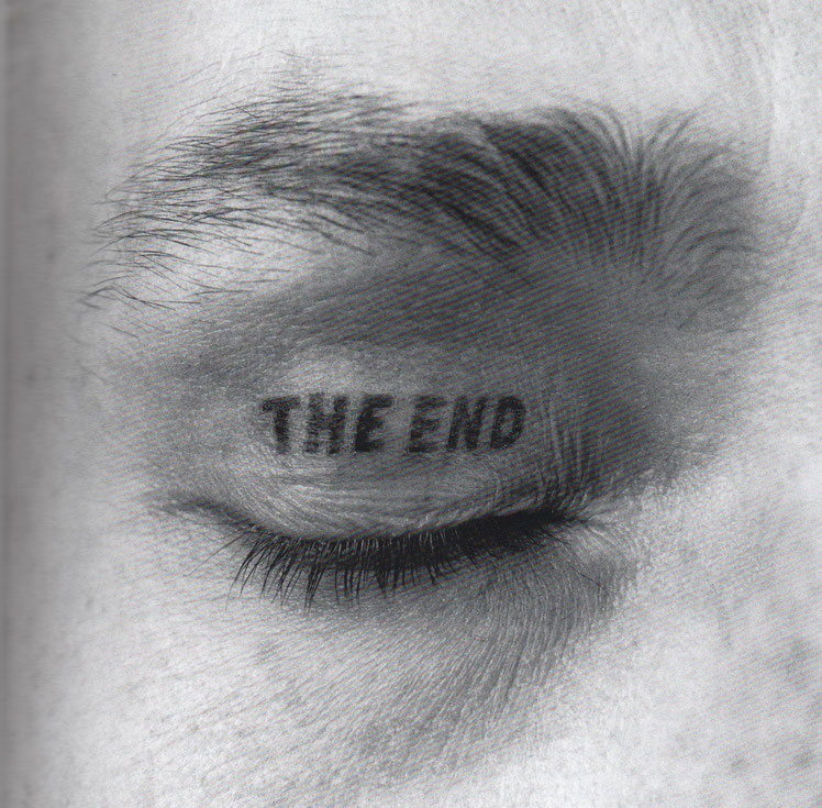THE END, Tätowierung, 1970