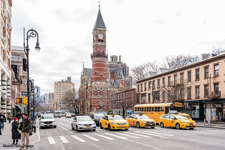 6ème Avenue à Greenwich Village, New York