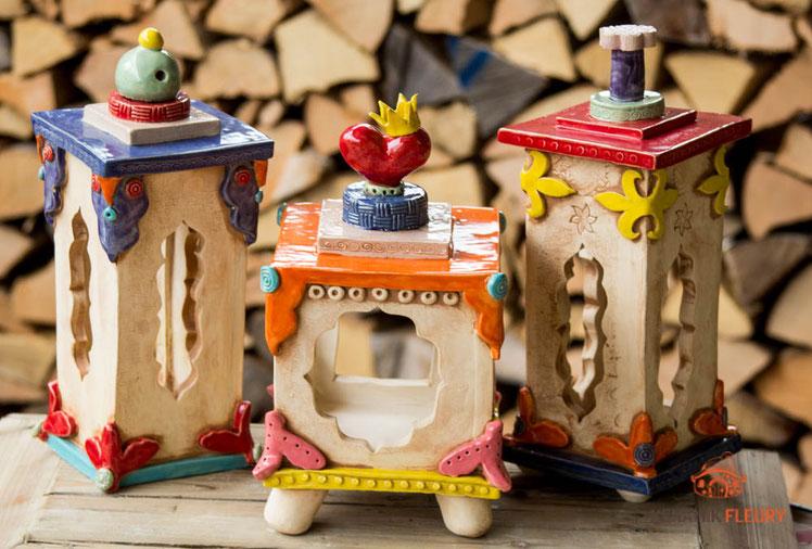 Keramik Fleury kreative Auszeit in der Töpferei