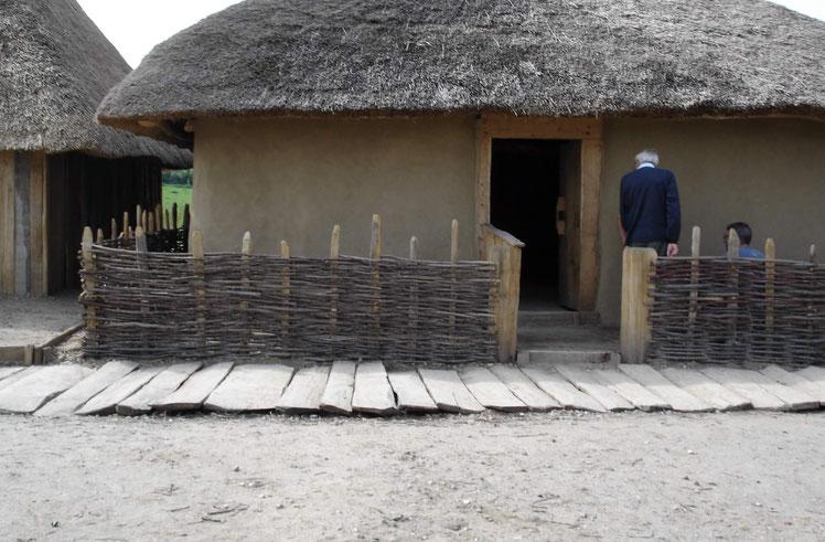 Haithabu, Haus des Händlers
